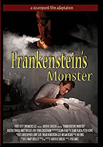 Frankenstein's Monster a steampunk adaptation