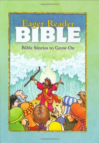One Christian Toddler Shirt - The Eager Reader Bible : Bible Stories to Grow On