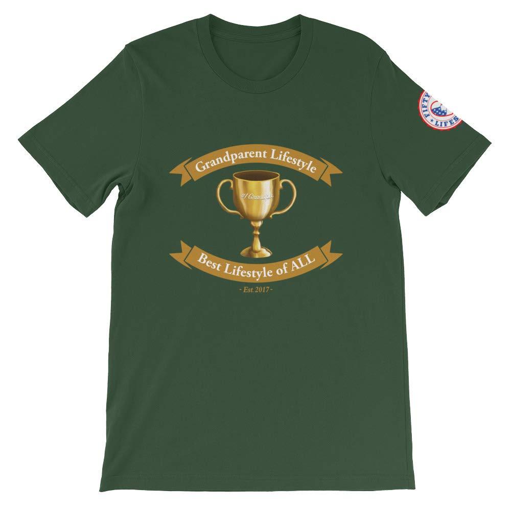 #1 Grandpa T-Shirt