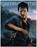 GAME INFORMER #262 (Feb 2015) Uncharted 4: A Thief's End
