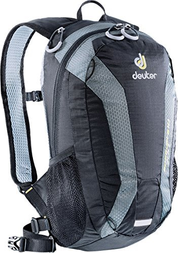 Deuter 47104 74900 Black/Titan Speed Lite 10 - Perfect for Hiking, Biking, Hunting, Off-road and Motorcycling by Deuter