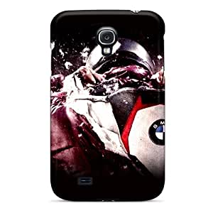 Hot Style EsC14012AICF Protective Cases Covers For Galaxys4(bmw Driver) Black Friday