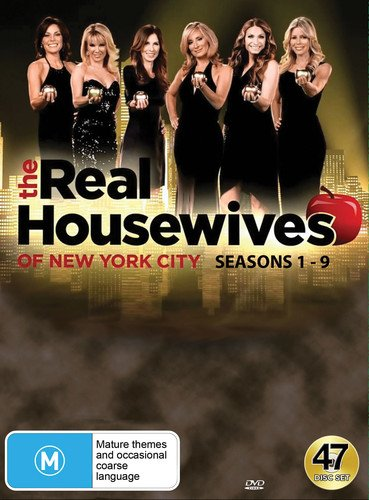Real Housewives of New York: Seasons 1-9 by Imports