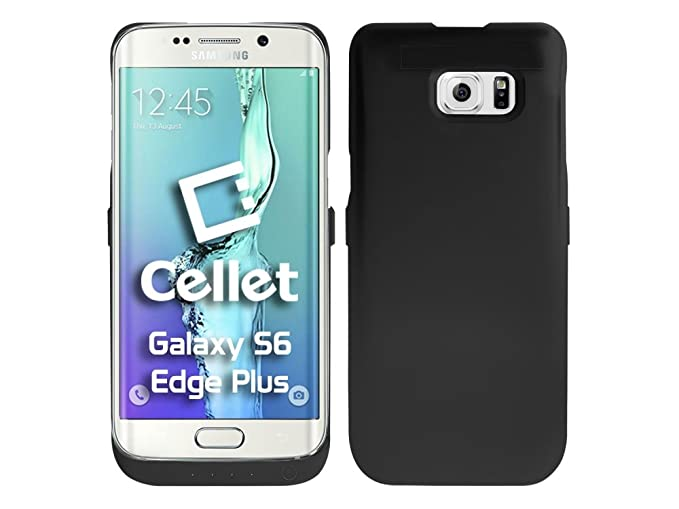 on sale 2b3b3 be530 Amazon.com: Cellet 5200mAh External Battery Charger Case for Samsung ...