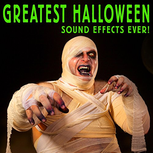 Greatest Halloween Sound Effects Ever! -
