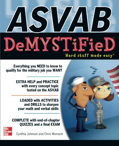 Where to find asvab demystified?