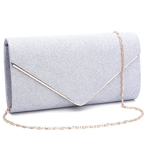 Quilted Evening Clutch - 9