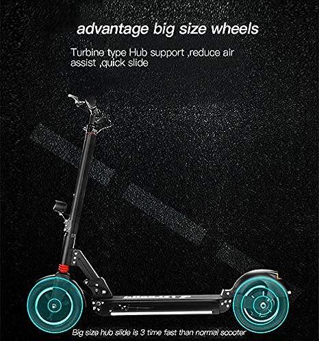 Amazon.com: Freego - Patinete eléctrico con batería ...
