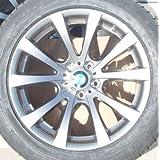 "BMW E70 X5 E71 X6 M Genuine Style 298 V Spoke 19"" Wheel Set For Winter Tires"