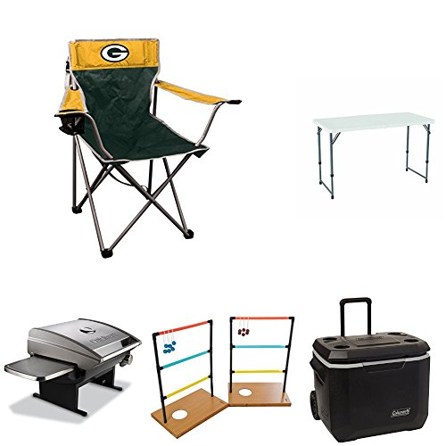 Green Bay Packers Large Tailgate Bundle by Jarden Sports Licensing