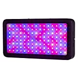 450W LED Grow Light Full Spectrum for Dense Flowers/Hydroponics/Indoor Veg/Greenhouse(90pcs LED 5Watt Chips)