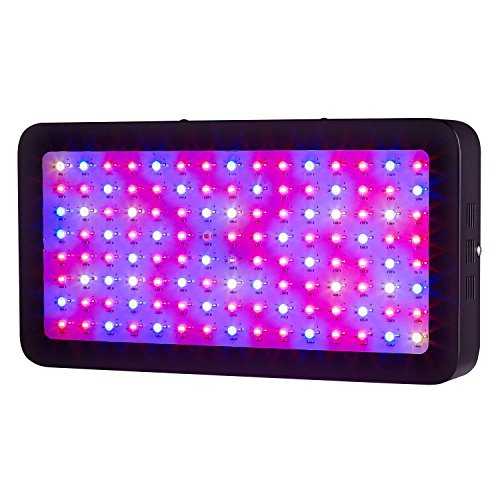 450W LED Grow Light Full Spectrum for Dense Flowers/Hydroponics/Indoor Veg/Greenhouse(90pcs LED 5Watt Chips) by IDB Light