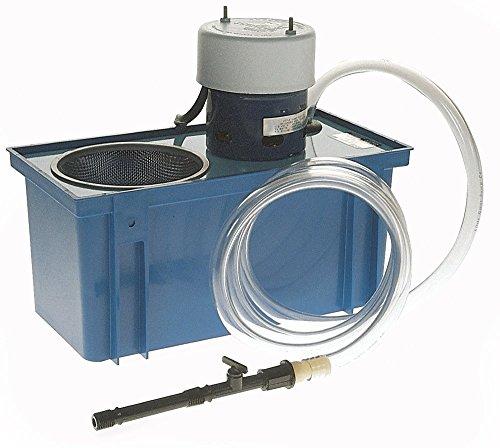 Model No. VMC-1 Machine Tool Coolant Unit Model No.: VMC - 1, 9-1/4 H x 12 L x 6 W, 6 lbs. by Little Giant