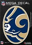 St. Louis Rams 5''x7'' Mega Decal