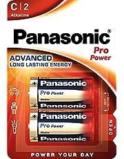 Panasonic Pro Power alkalinebatterij (Baby C, LR14, 2-pack)