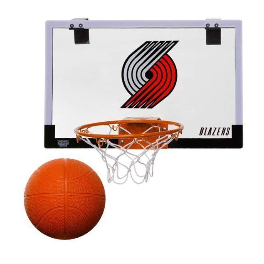 NBA Game On屋内バスケットボールフープ&ボールセット B00449RHYU