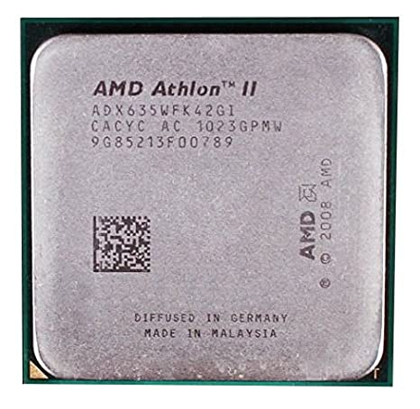 Amazon In Buy Amd Athlon Ii X4 635 2 9ghz 2mb Quad Core Cpu Processor Socket Am3 938 Pin 95w Online At Low Prices In India Amd Reviews Ratings