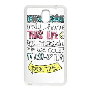WAGT This Is Our Life Cell Phone Case for Samsung Galaxy Note3
