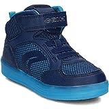 Geox Kommodor Boy - J825PC014BUC0693 - Color Black-Blue - Size: 2.0