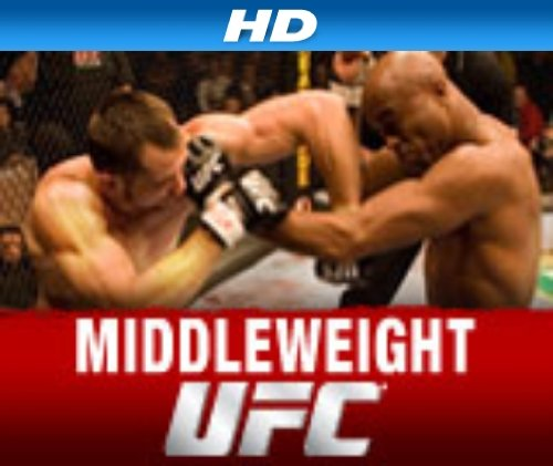 The Ultimate Fighting Championship: Classic Middleweight Bouts Volume 1 movie