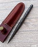 JNR Traders Handmade Damascus Steel Tri Edge Dagger