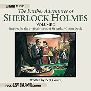 The Further Adventures of Sherlock Holmes, Volume 3 Radio/TV Program