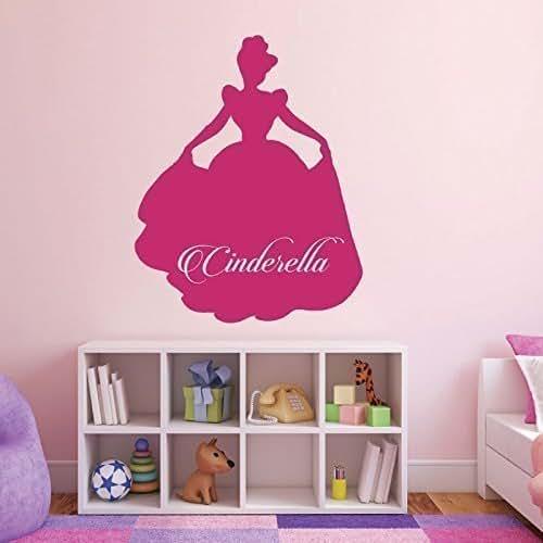 Amazon Com Princess Cinderella Vinyl Decals