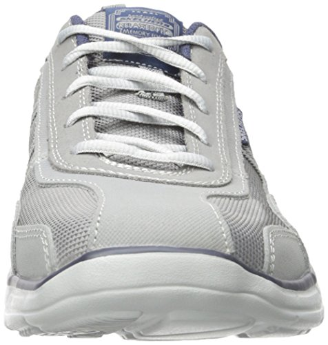 Skechers GlidesStatus, Sneaker Uomo Grey