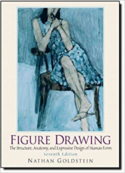 Book Figure Drawing: The Structural Anatomy and Expressive Design of the Human Form (Mysearchlab Series for Art)