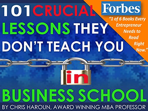 101 Crucial Lessons They Don't Teach You in Business - Lessons Finance