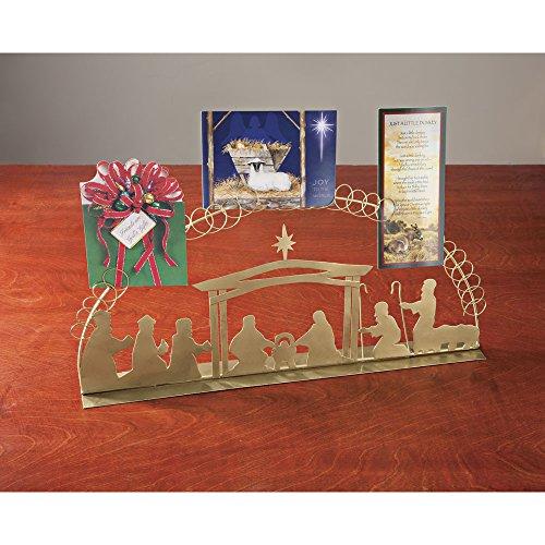 Metal table top christmas card holder sa for sale only