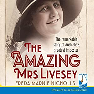 The Amazing Mrs Livesey Audiobook