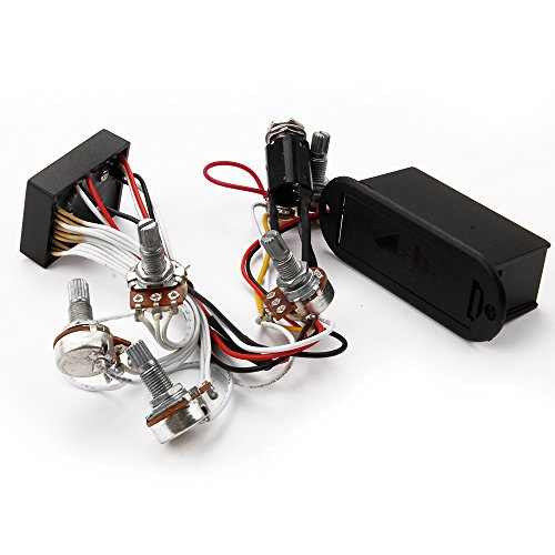 Beyond 3 band eq preamp circuit bass guitar wiring harness for on wiring harness uae Ford Stereo Wiring Harness Diagram wiring harness extension