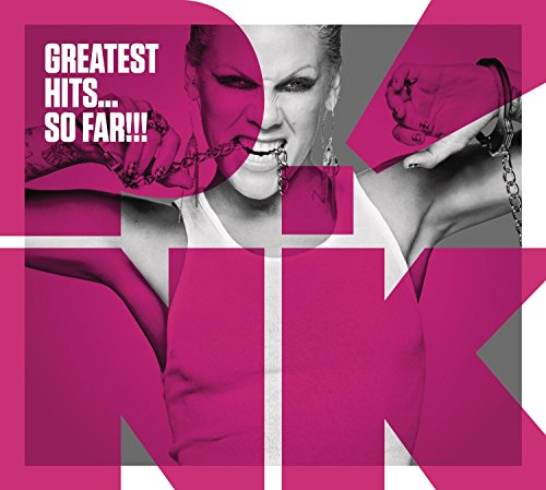 CD : Pink - Greatest Hits: So Far (Clean Version)