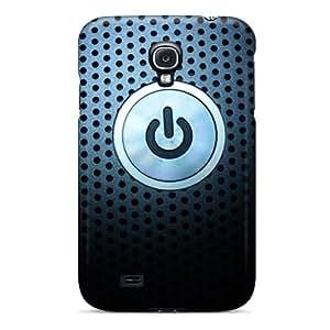 Galaxy S4 TbYdsue5841DaJVm Power Button Tpu Silicone Gel Case Cover. Fits Galaxy S4