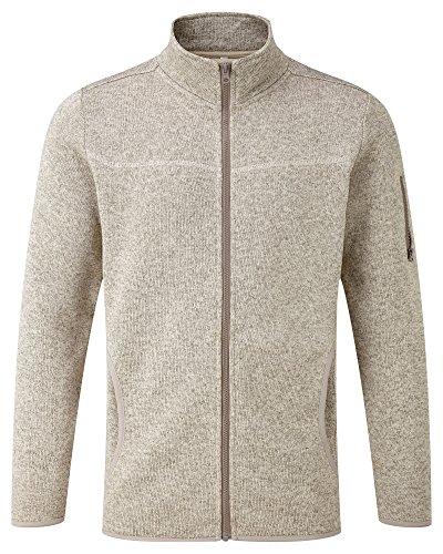 Cotton Traders Mens Zip Thru Lightweight Quilted Jacket Mink (Brown Mink Jacket)