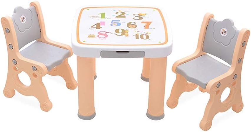 techniques modernes sélectionner pour le dédouanement incroyable sélection LIANGJUN Table Et Chaises for Enfants Sécurité Solide ...