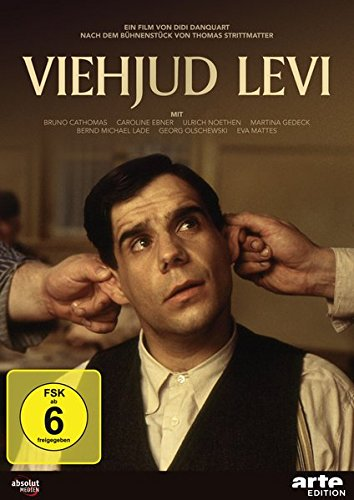 Widescreen Format Matte (Jew-Boy Levi ( Viehjud Levi ) [ NON-USA FORMAT, PAL, Reg.0 Import - Germany ])