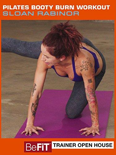 Pilates Booty Burn Workout  Befit Trainer Open House  Sloan Rabinor