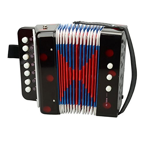 Other Musical Instruments - Accordion-103 Plastic ABS 7 K...