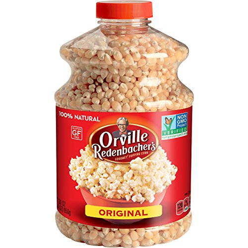 Orville Redenbacher's Original Gourmet Yellow Popcorn Kernels, 30 Ounce (Best Way To Store Popcorn Kernels)
