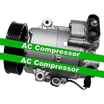 GOWE AC Compressor For Car Opel Astra J 1.4 Turbo 2009-2012 Meriva B 1.4L 13250608 13271268 13395695 1618063 1618424