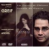 Greif : Sonates pour piano n° 15, 22. Amoyel.