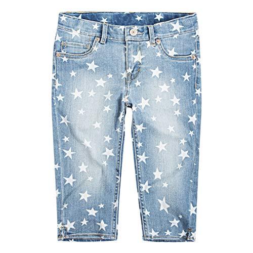 - Levi's Girls' Big Denim Skimmer Shorts, Nirvana, 8