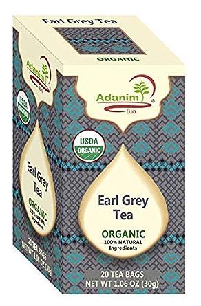 Adanim - Juego de 4 bolsas de té con diseño de orejas con ...