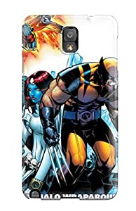 Ryan Knowlton Johnson's Shop New Shockproof Protection Case Cover For Galaxy Note 3/ X-men Case Cover