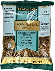 Tinkyada Brown Rice Pasta, Fusilli, 454 Grams (621683920654)