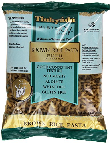 (Tinkyada, Brown Rice Fusilli, 16 oz)