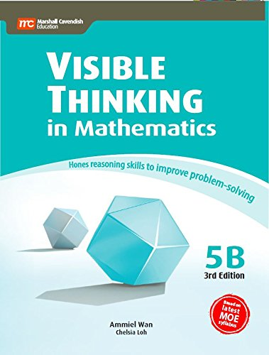Download Visible Thinking in Maths: Primary 5B, 3e PDF