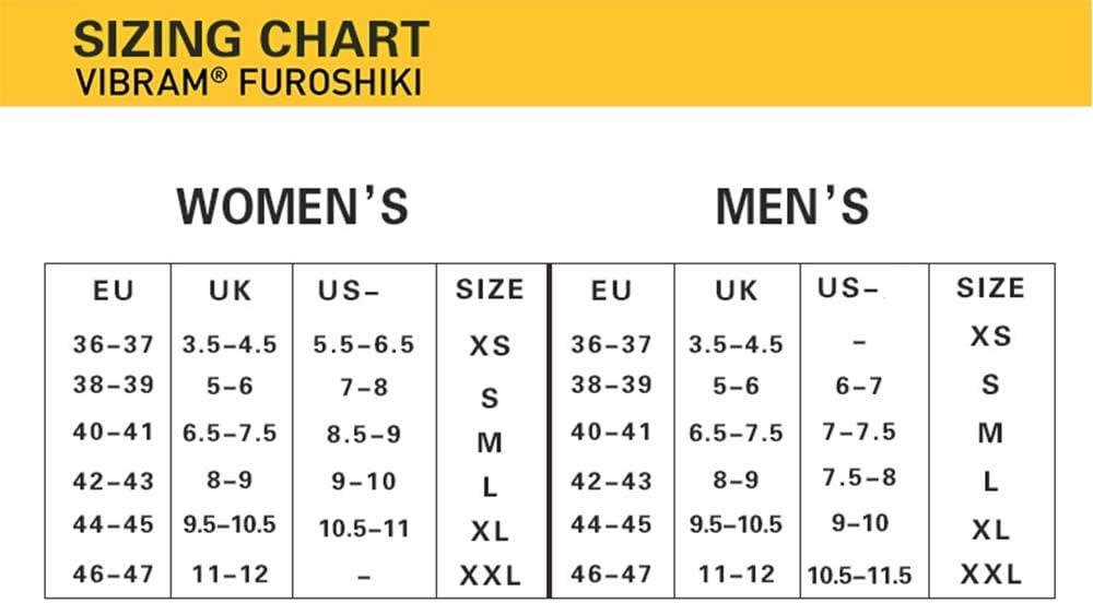 Chaussures pour Hommes//Femmes Vibram Wrap Chaussures en Tissu Chaussures De Yoga NoNo Baskets /À Cinq Doigts /À Fond Souple Chaussures /À Cinq Doigts Furoshiki